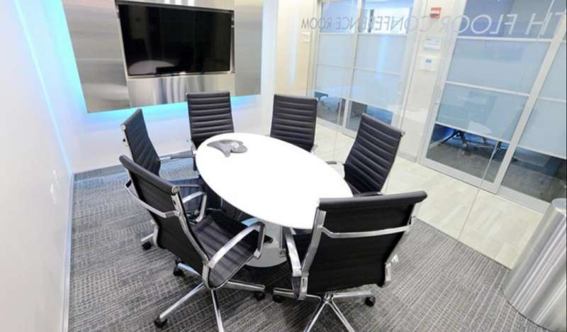 Stylish New York Meeting Room