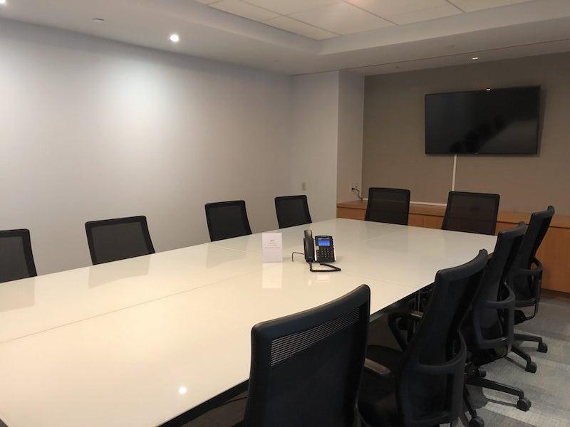 Stylish New York Meeting Room