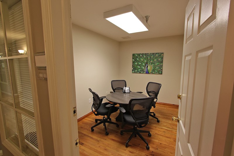 Turnkey New York Conference Room