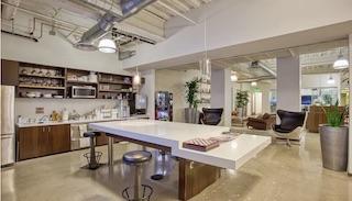 Break Area in Newport Beach Virtual Office Space