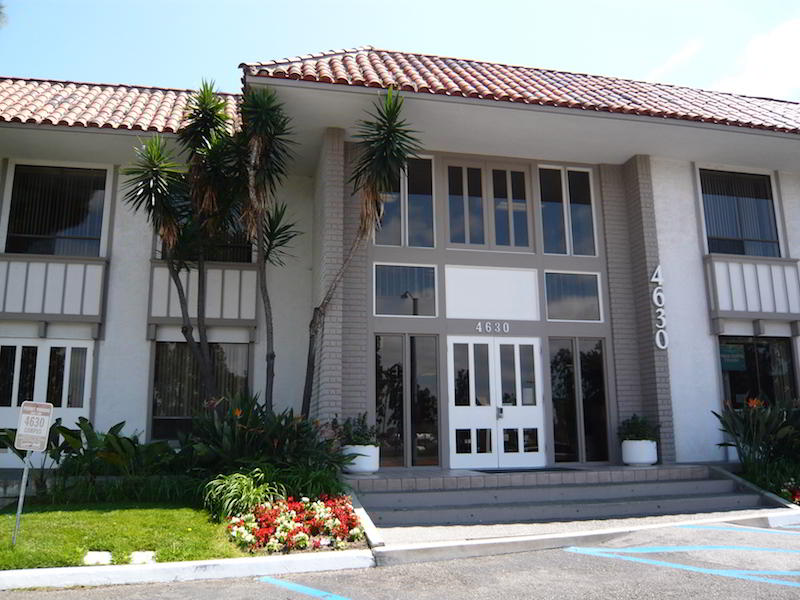 Newport Beach Business Address - Building Location