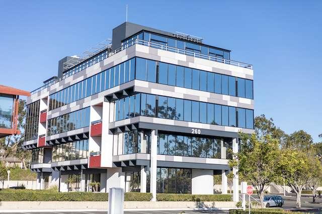 Newport Beach Business Address - Building Location