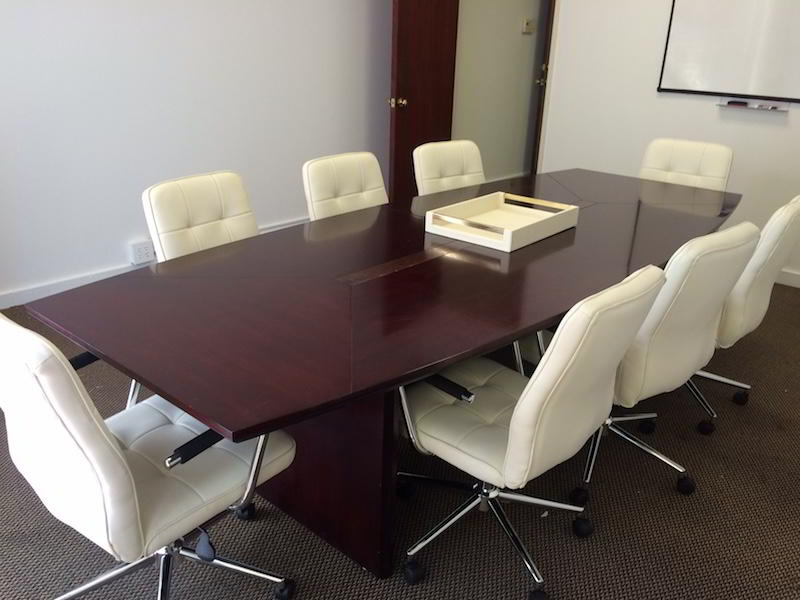 Stylish Newport Beach Meeting Room