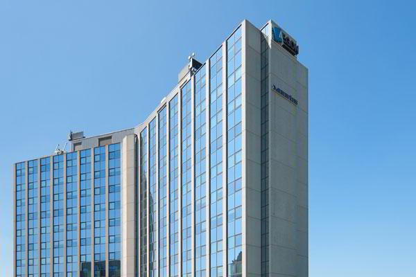 Nieuwegein Virtual Office - Building Facade