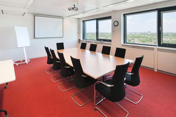 Stylish Nieuwegein Meeting Room