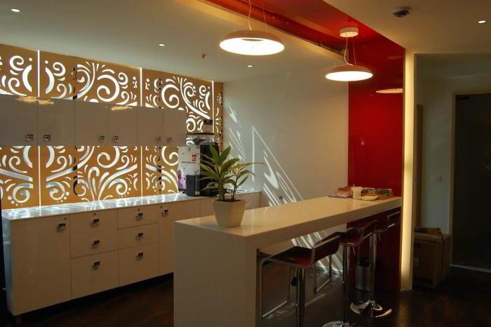 Break Area in Noida Virtual Office