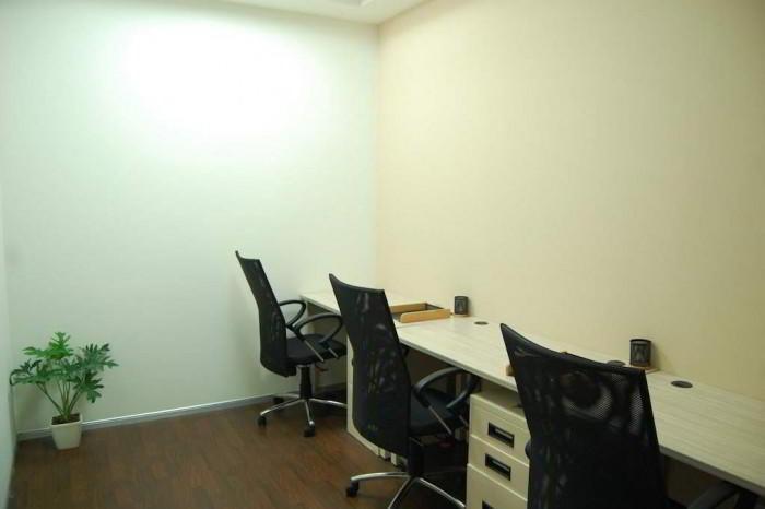 Noida Virtual Office Address - Lounge Commons Area