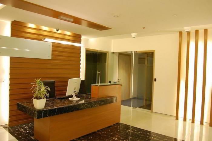 Stylish Entrance Lobby - Virtual Office in Noida