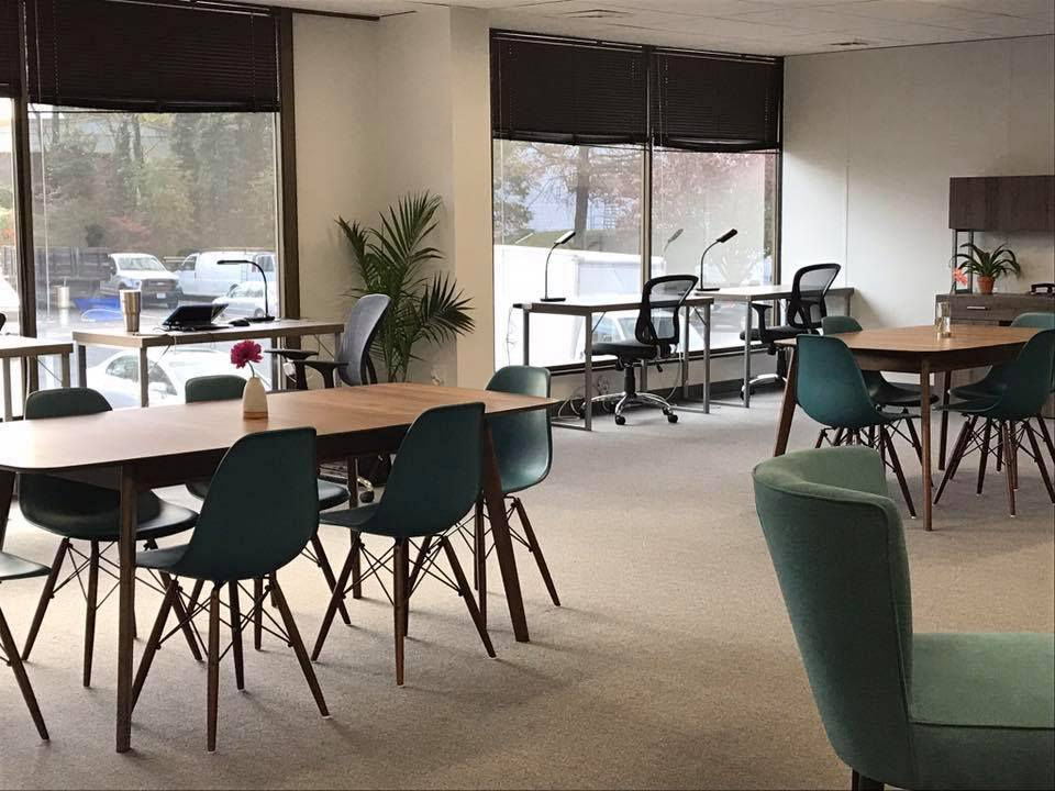 North Springfield Virtual Office Address - Lounge Commons Area