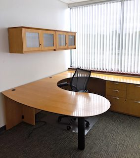 Northborough Temporary Private Office or Meeting Room