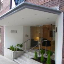 Nottingham Virtual Office - Building Facade