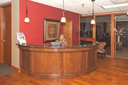 Oklahoma City Live Receptionist and Business Address Lobby