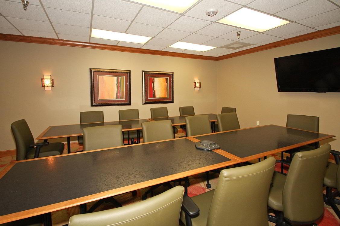 Turnkey Oklahoma City Conference Room