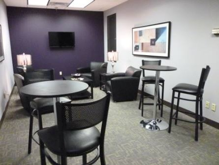 Omaha Virtual Office Address - Lounge Commons Area