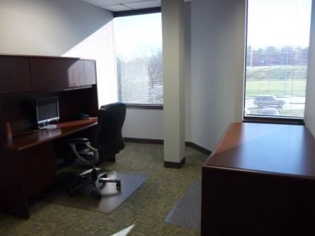 Temporary Omaha Office - Meeting Room