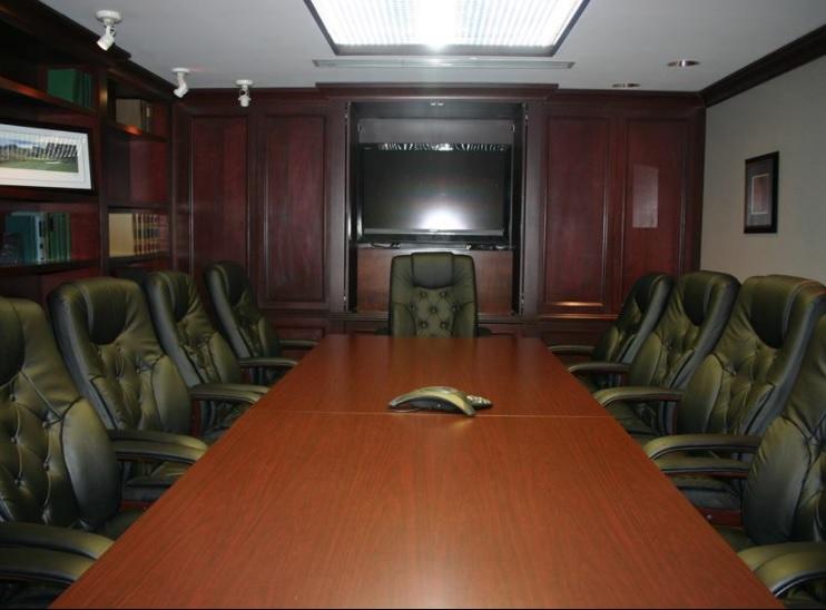 Stylish Omaha Meeting Room