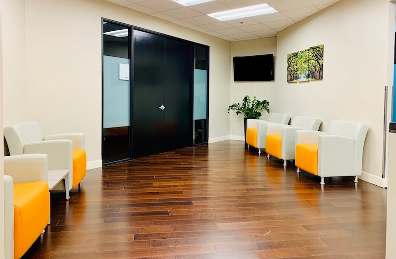 Ontario Live Receptionist and Business Address Lobby