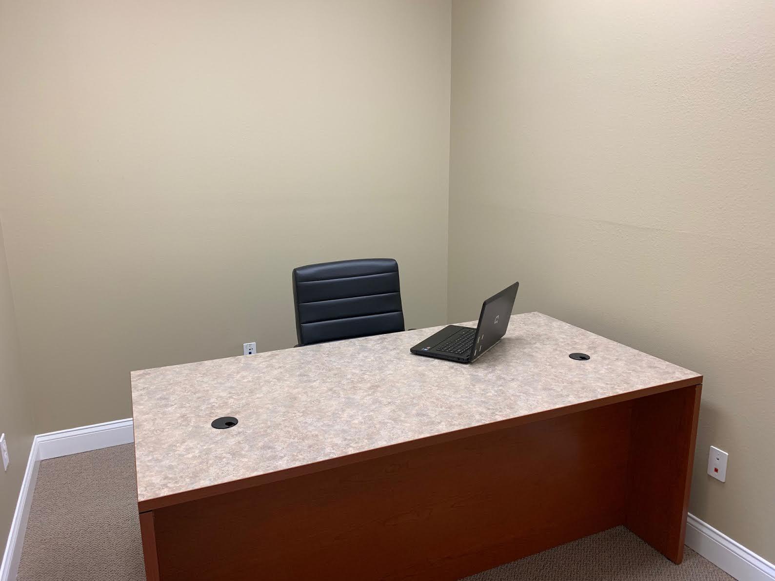 Temporary Ormond Beach Office - Meeting Room