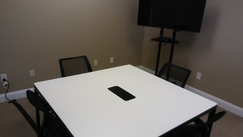 Turnkey Ormond Beach Conference Room