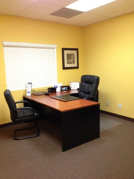Palmdale Temporary Private Office or Meeting Room