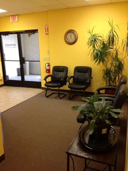 Palmdale Live Receptionist and Business Address Lobby