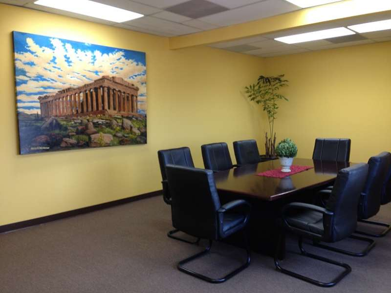 Stylish Palmdale Meeting Room