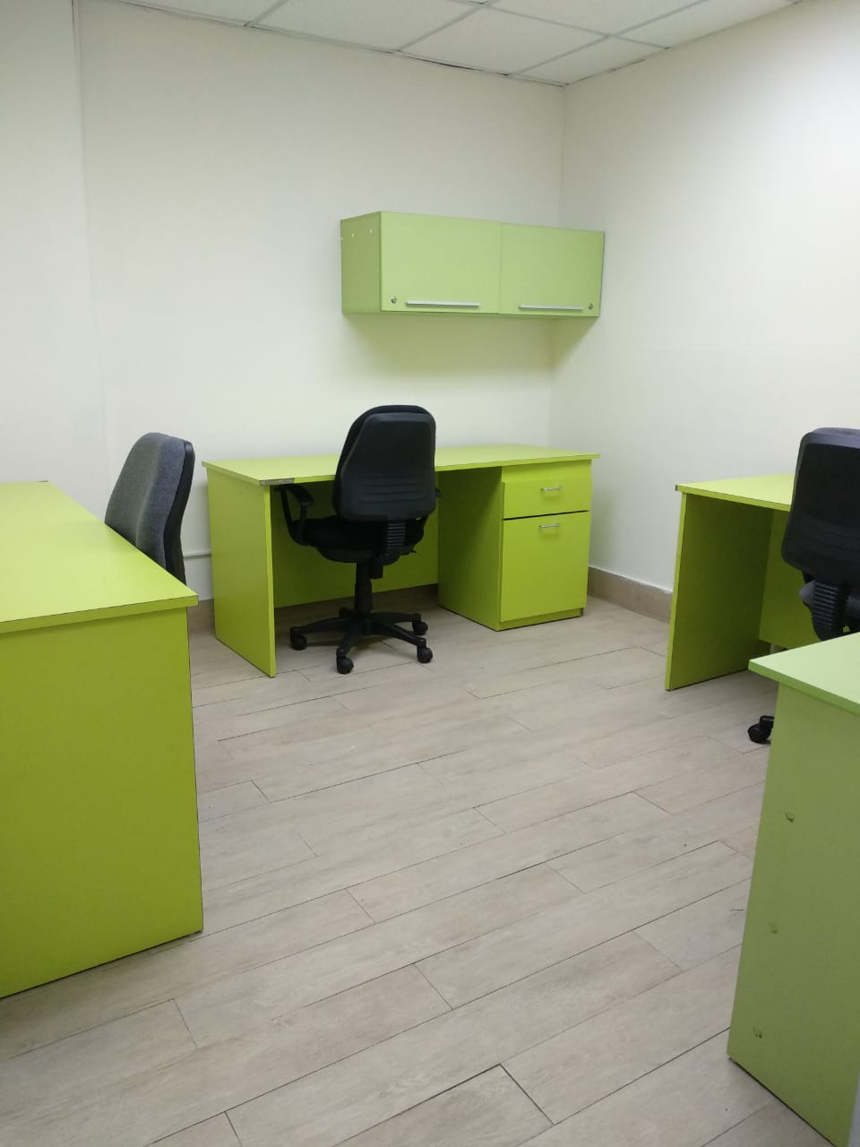 Panama City Virtual Office Space - Comfortable Commons Area