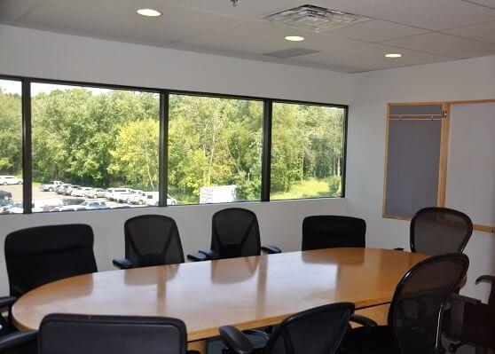 Stylish Parsippany Meeting Room