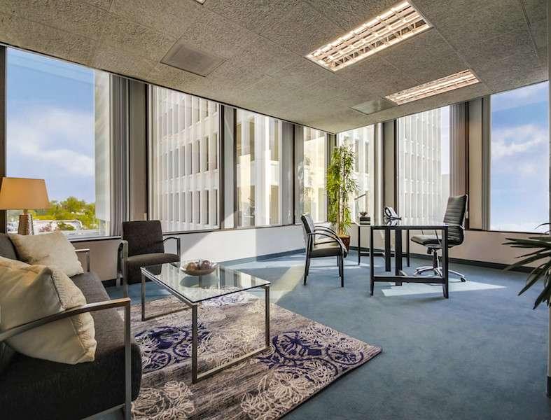 Temporary Pasadena Office - Meeting Room