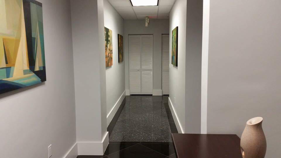 Pembroke Pines Virtual Office Space - Comfortable Commons Area