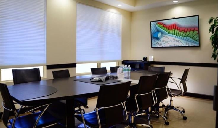 Stylish Pembroke Pines Meeting Room