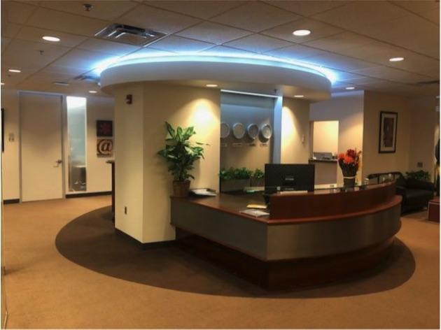 Receptionist and Mail Area - Philadelphia Virtual Office