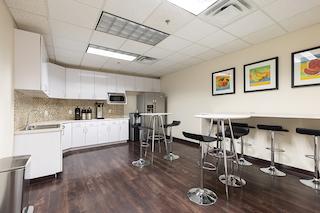 Break Area in Phoenix Virtual Office
