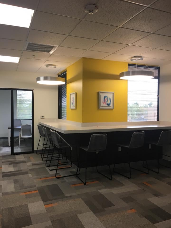 Phoenix Busines Address - Lounge Area