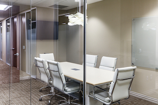 Stylish Phoenix Meeting Room