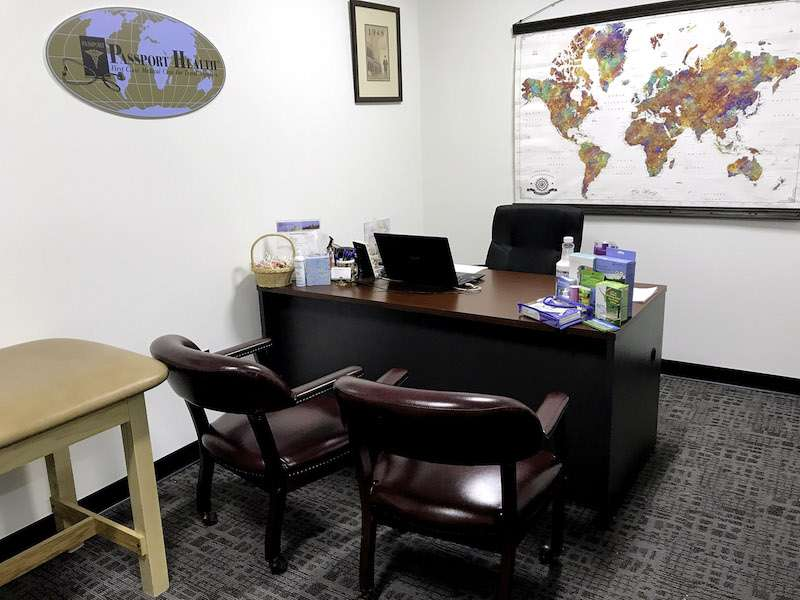 Piscataway Temporary Private Office or Meeting Room
