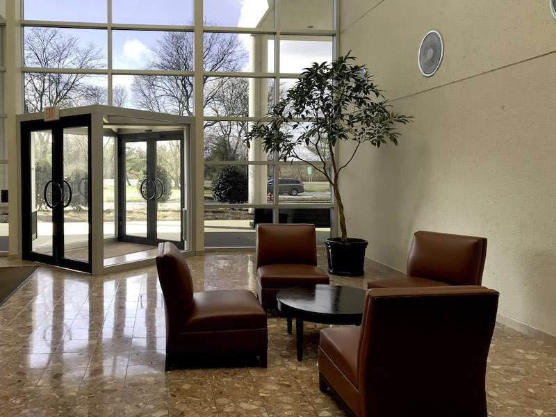 Piscataway Live Receptionist and Business Address Lobby