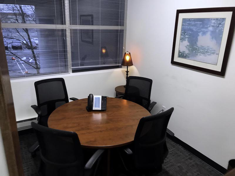Turnkey Piscataway Conference Room