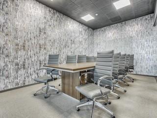 Stylish Plano Meeting Room