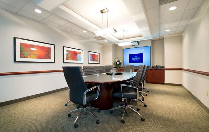 Stylish Plymouth Meeting Meeting Room