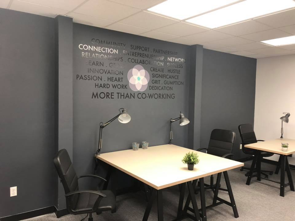 Portsmouth Virtual Office Space - Comfortable Commons Area
