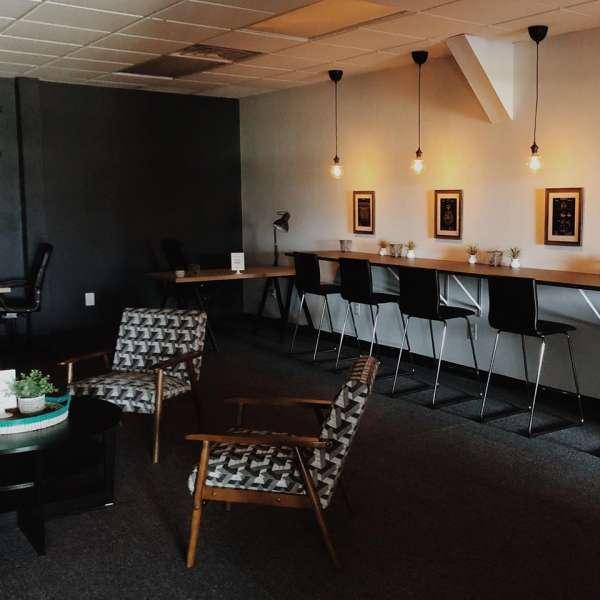 Portsmouth Busines Address - Lounge Area