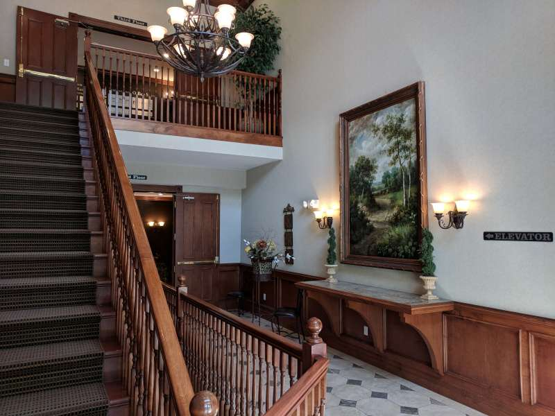Provo Live Receptionist and Business Address Lobby