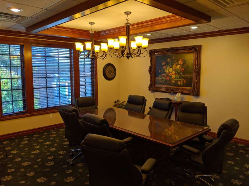 Turnkey Provo Conference Room