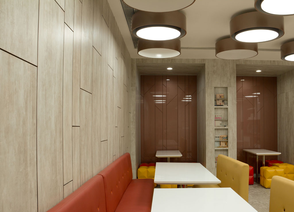 Pune Virtual Office Address - Lounge Commons Area