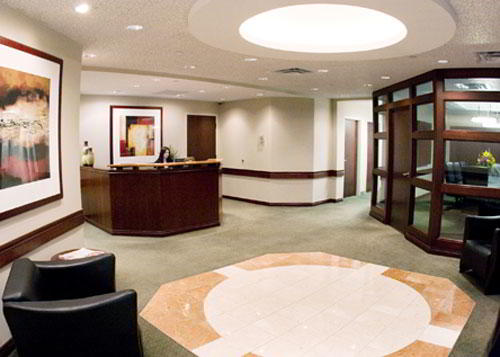 Radnor Live Receptionist and Business Address Lobby