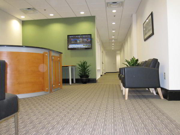 Entrance Lobby - Raleigh Virtual Office Space