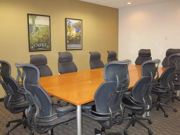 Turnkey Raleigh Conference Room