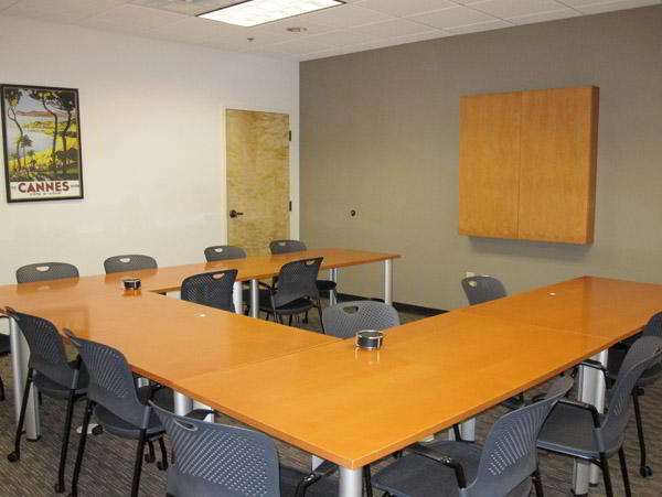 This Raleigh Virtual Office Meeting Rooms