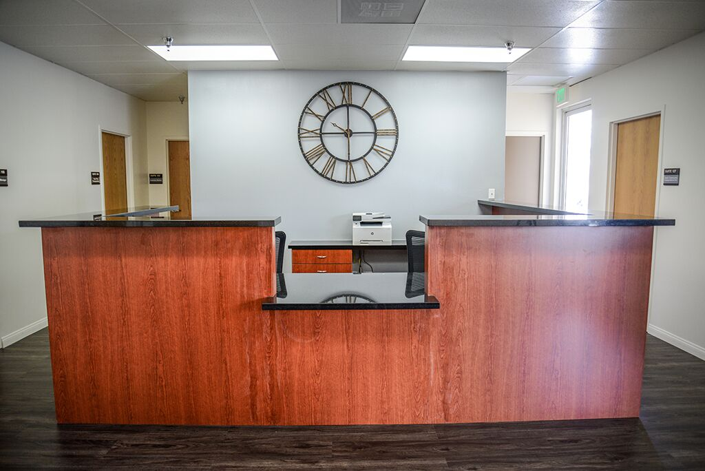 Receptionist Lobby - Virtual Offices in Rancho Cucamonga